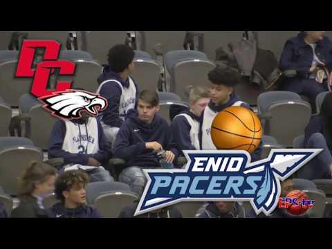 Pacers/Plainsmen Basketball v. Del City