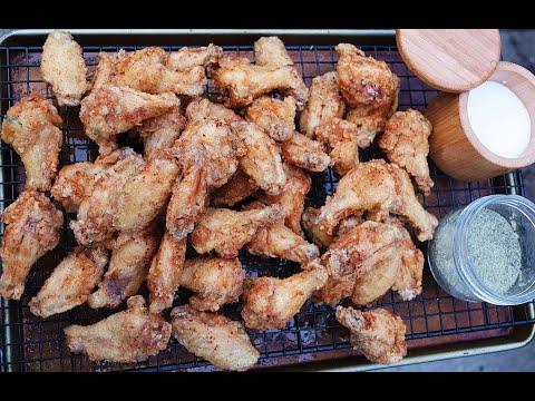 Ultimate Crispy Chicken Wings | CaribbeanPot.com