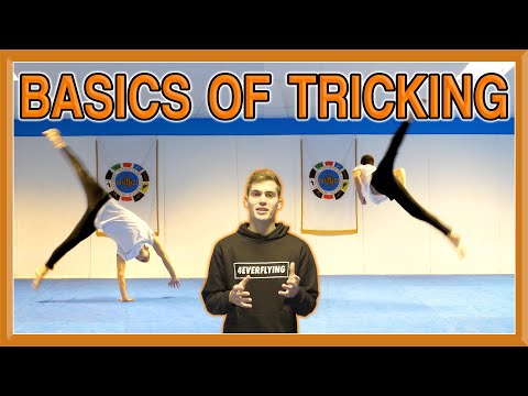 Basics of Tricking | How to Start/ Begin Tricking? | JJ Battell