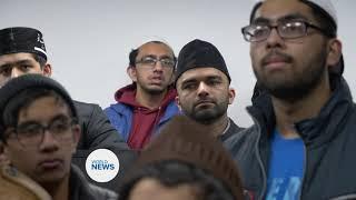 American Waqfe Nau visit Jamia Ahmadiyya Canada