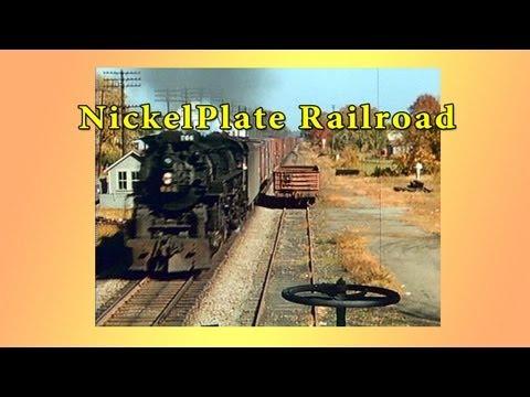 The Nickelplate Road - 50s & 60s Film from Emery Gulash
