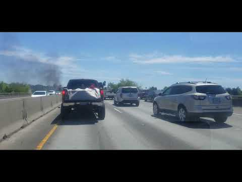 Как себя ведут на дороге в США при ДТП или аварии