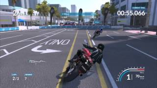 Ride Gameplay PS3 #15 : Ducati STREETFIGHTER 848 2014