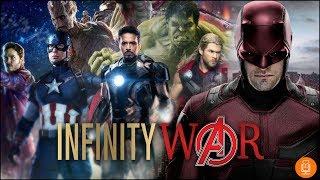 Daredevil To Be in Avengers 4 Evidence & Rumors
