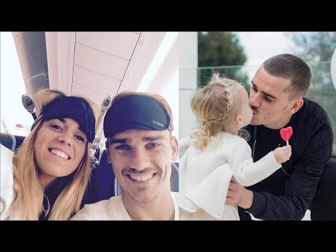 Video Griezmann Wife And Kid