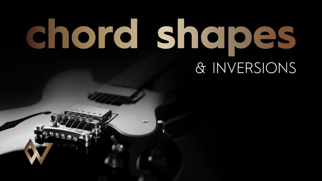 Cool 2 Note Electric Guitar Chord Shapes And Inversions Worship