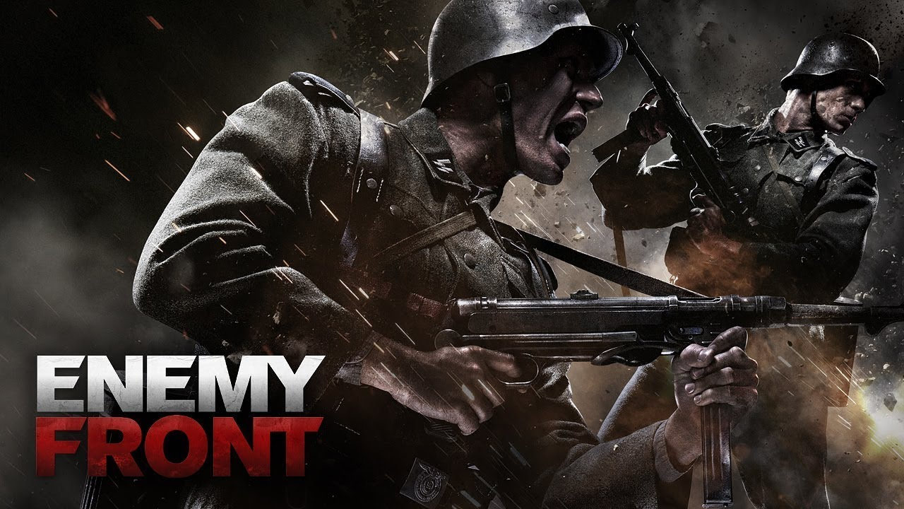 ENEMY FRONT - PS3 - GAMEPLAY TCHEGAMER - YouTube