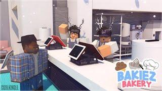 Roblox Bakiez Bakery Cafe!