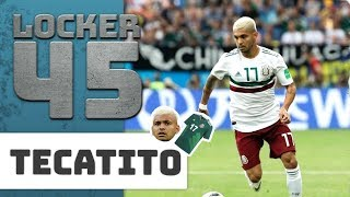 COSAS DEL TECATITO CORONA |LOCKER 45