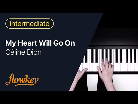 My Heart Will Go On – Céline Dion (Piano Tutorial) thumbnail