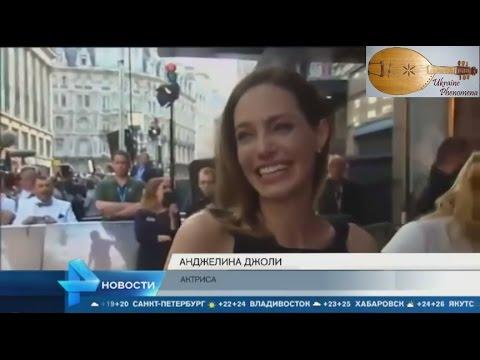 Анджелина Джоли исхудала до 37 кг из за болезни