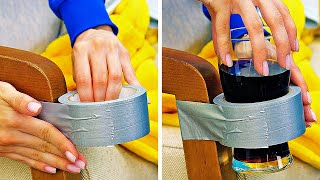 Funny And Smart Hacks For Lazy People  Weird Life Hacks That Work Great