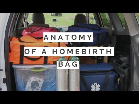Anatomy of a birth bag