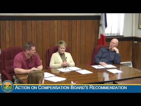 Hardin County Board of Supervisors Meeting: 2-25-2015