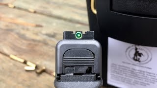 Meprolight FT Bullseye Sight - Very Different, But Is It Useful?