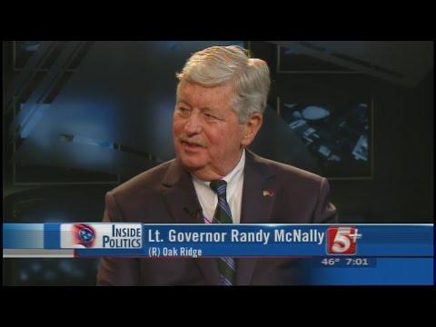 Inside Politics: Lt. Governor Randy McNally P.1