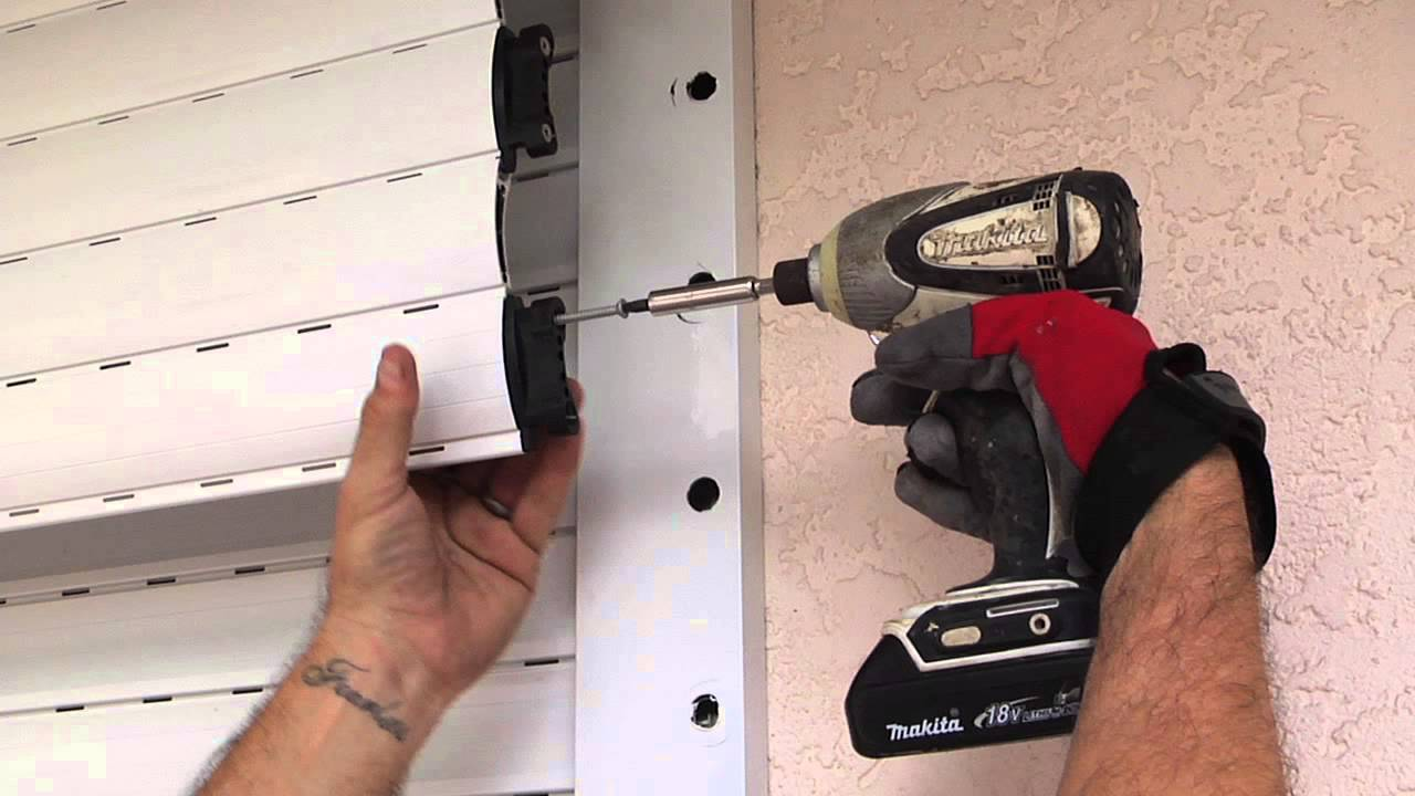 Smart Companies Roll Shutter Installation Video Hd Mov