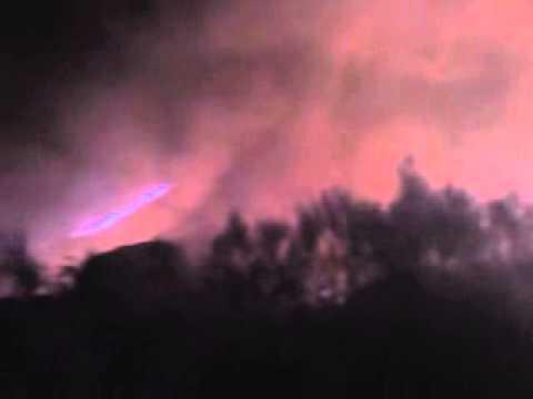 Incendio 2010 - Vila Franca da Serra