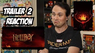 Hellboy (2019) New Trailer REACTION