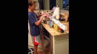 Roman Aqueduct homeschool engineering project