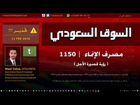 تحذير سهم مصرف الإنماء 11 فبراير 2018 Youtube