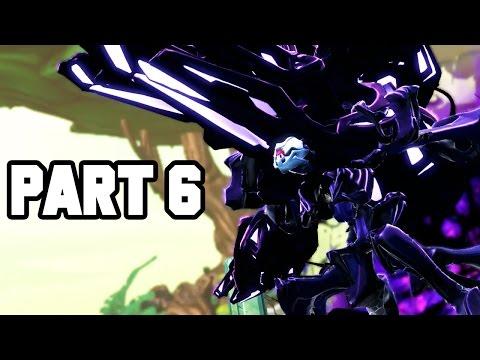Battleborn Gameplay Walkthrough Part 6 - Mission 4 (PS4 1080p HD)