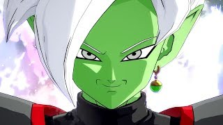DRAGON BALL FighterZ: ZAMASU Gameplay Trailer (2018) PS4 / Xbox One / PC