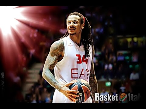 David Moss Highlights Euroleague 2014-2015 (Full HD)
