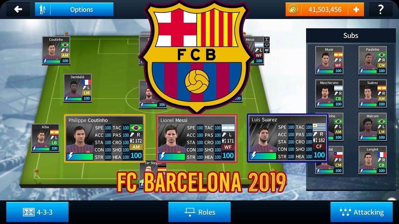 fc barcelona 2019 dream