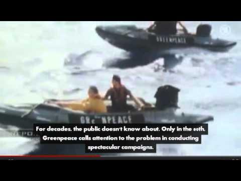 Dumping Radioactive Waste at Sea (Radiation Legacy)