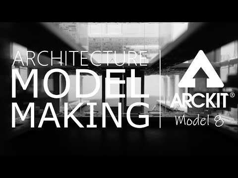 ARCHITECTURE - How to Design // ARCKIT Model 8