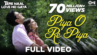 vuclip Piya O Re Piya - Video Song | Tere Naal Love Ho Gaya | Riteish & Genelia | Atif Aslam & Shreya