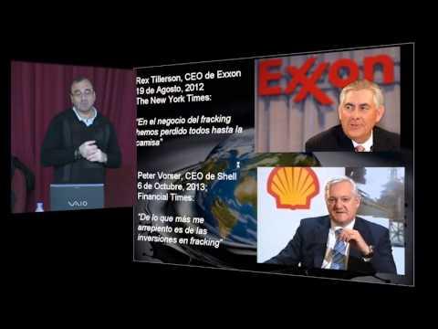 El cénit del petróleo y la amenaza del fracking