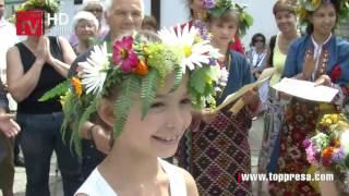 """Топ-готвачът Иван Звездев бе гост на фестивала """"Еньовденски тайнства в Делчево"""