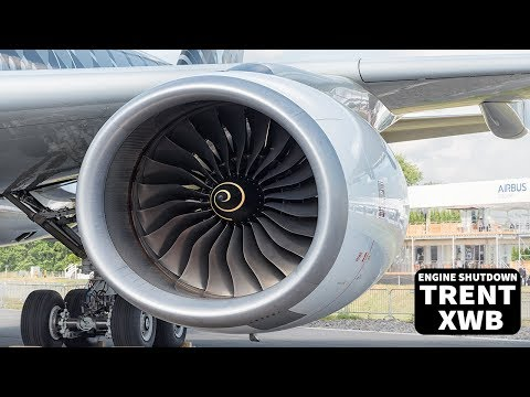 A350 Experiences Engine Shutdown Mid-Flight