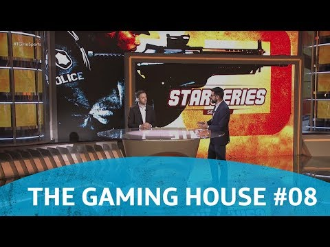 The Gaming House #08 -  CS:GO SL iLeague, Clash Royale | Movistar eSports