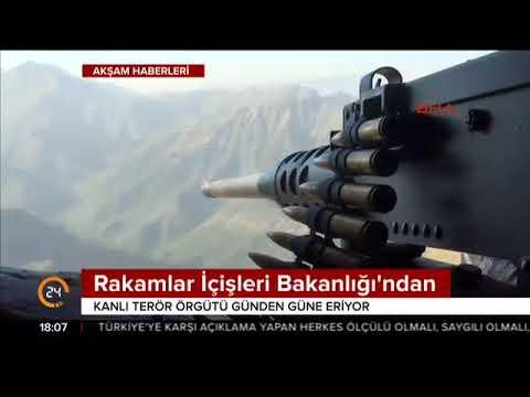 Kanlı terör örgütü PKK günden güne eriyor örgüte katılım azalıyor