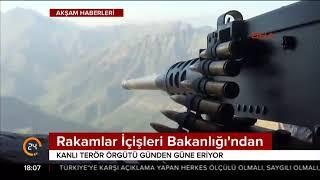 Kanlı terör örgütü PKK günden güne eriyor, örgüte katılım azalıyor