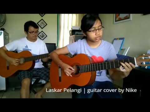 Laskar Pelangi | guitar cover by Nike