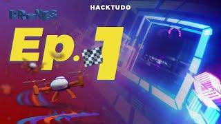 HACKTUDO | HackDrones - Episódio 01