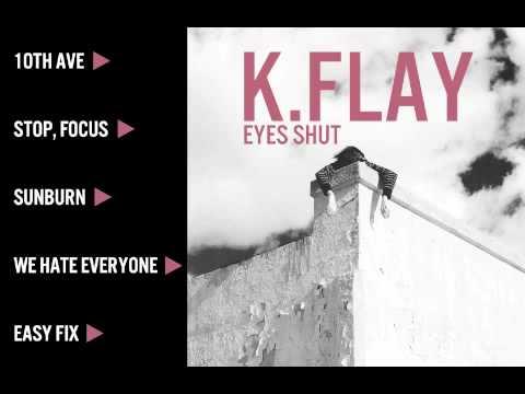 KFLAY EYES SHUT EP