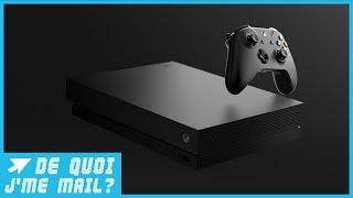 On a pris en main la nouvelle Xbox One X  DQJMM (1/2)