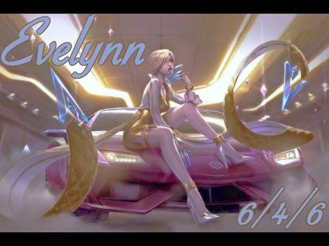League of Legends: Evelynn KDA Prestige Gameplay