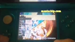 R4i gold 3DS:Comment changer la peau et le thème