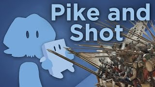 James Recommends - Pike and Shot - Try Your Hand at a Renaissance War Game