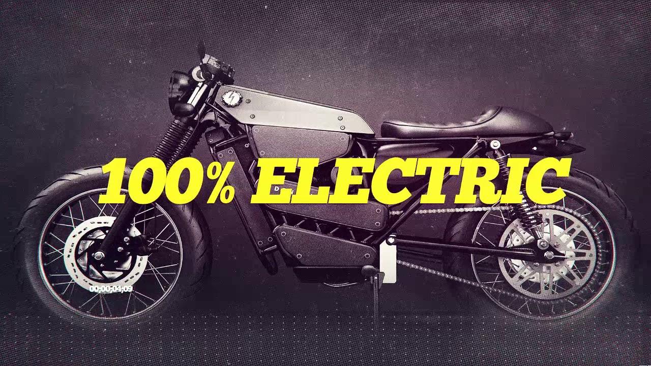 Denzel Electric Bike Cafe Racer Newmotorjdi Co