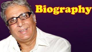 Aditya Raj Kapoor - Biography