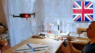 Mavic Pro - Flying in a room in TRIPOD Mode