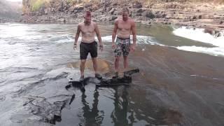 RAW Adrenaline - Sunburn on the Zambezi