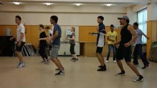 Nutbush Dance Room